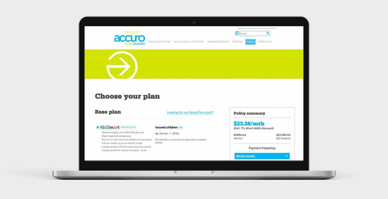User-led web design and integration for KidSmart